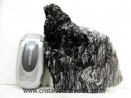 Jaspe Net Pedra de Garimpo Com Listas Natural Cor Cod 469.4