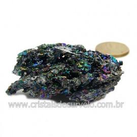 Sílicio Arco-Íris Pedra Natural Redutora de Radiação Cod 123346