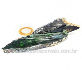 Vivianita Extra Pedra Matriz Siderita Bruta Natural Cod 127864