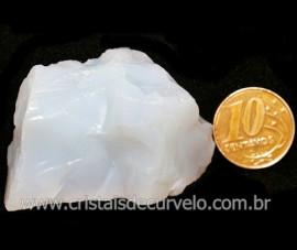 Opala Branca Pedra Genuina P/Coleçao ou Lapidaçao Cod 123805