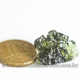 Moldavita Pedra Formada por Impacto de Meteoro Cod 125163